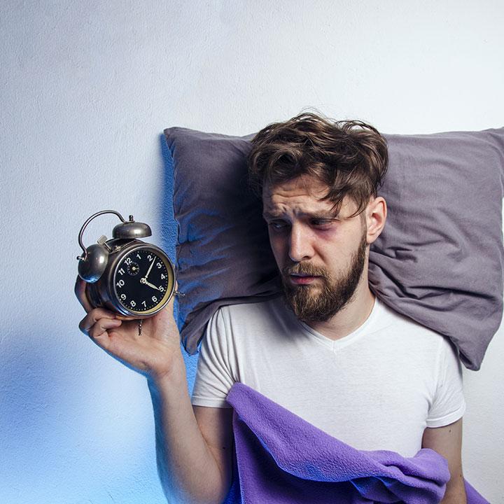 代表的な睡眠障害である「不眠症」
